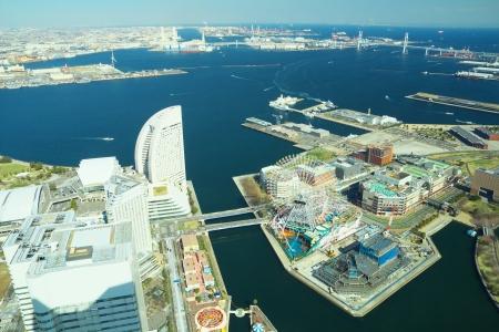 urbanscape: Yokohama,Minato Mirai,Japan