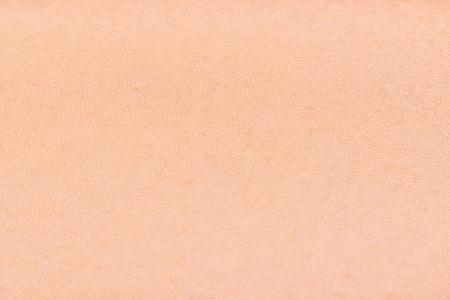 Human skin texture