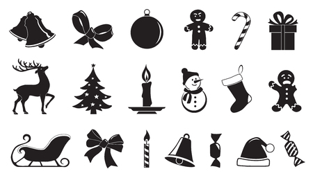 symbol: christmas symbol 02 on the white background