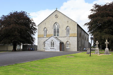 county tipperary: Holycross community centre. County Tipperary in Ireland.