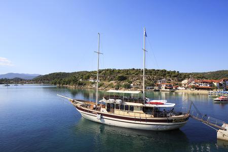 sithonia: Bucht al Ormos Panagias in Sithonia
