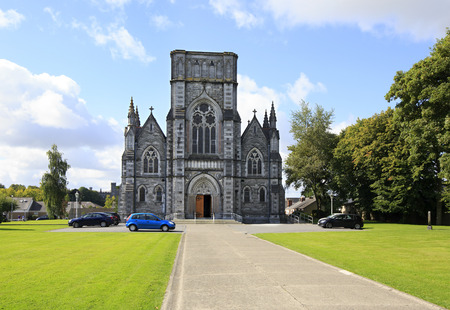 Saint Johns Cathedral in Kilkenny in Ireland photo