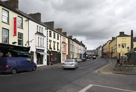 county tipperary: Cahir, Ireland - August 22, 2014: Cahir is a town in County Tipperary in Ireland.