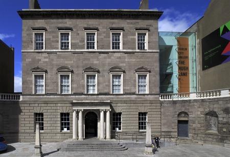 hugh: Dublin, Ireland - August 19, 2014: Dublin City Gallery. The Hugh Lane