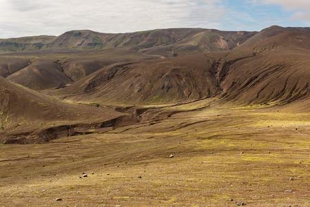 kamchatka: Caldera volcano Ksudach. South Kamchatka Nature Park.