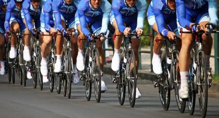 radfahren: Chrono Bike-Rennen Editorial