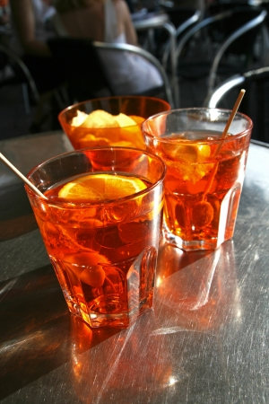 Spritz, typical italian long drink