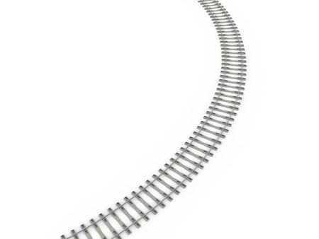 Railway track lines  Raster  iron 2