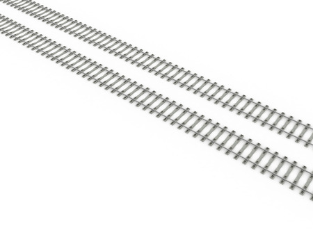 railway track: Railway track lines  Raster  iron 5