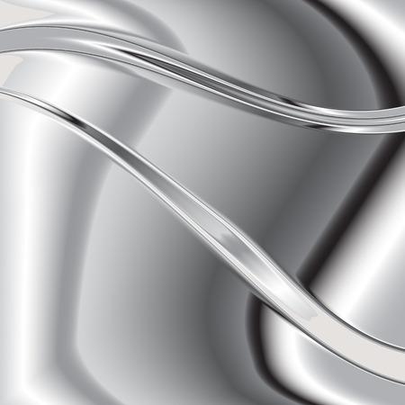 metallic background: Elegant 3d metallic background, vector. 44