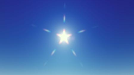 white abstract: Magia astratto luce sfondo blu e bianco. Vettoriali