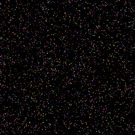 constellations: Seamless constellations background. Seamless pattern of galaxy Illustration