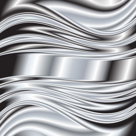 Metal texture background.  Illustration