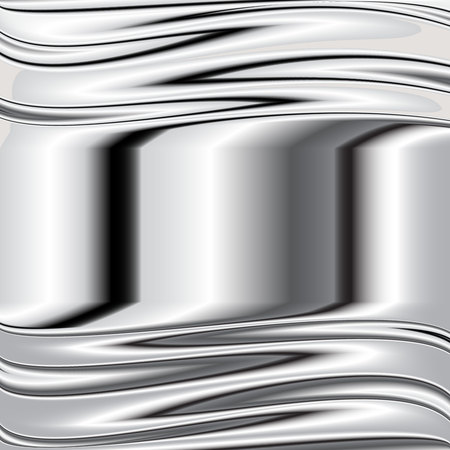 Metal texture background. Vector image still 3 Illustration