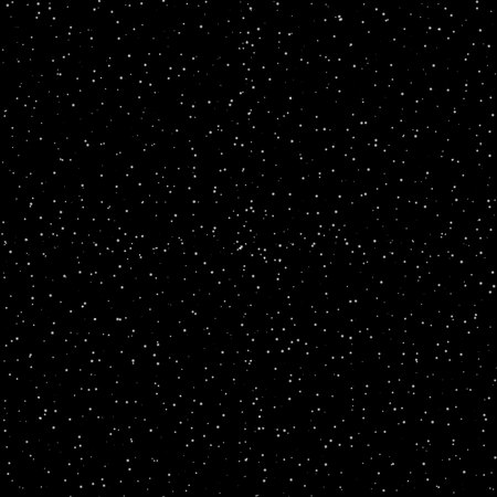 original sparkle: Stars seamless pattern Vector image constellation 2 Illustration
