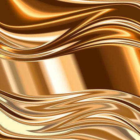 gold metal: Metal background, gold brushed metallic texture plate.