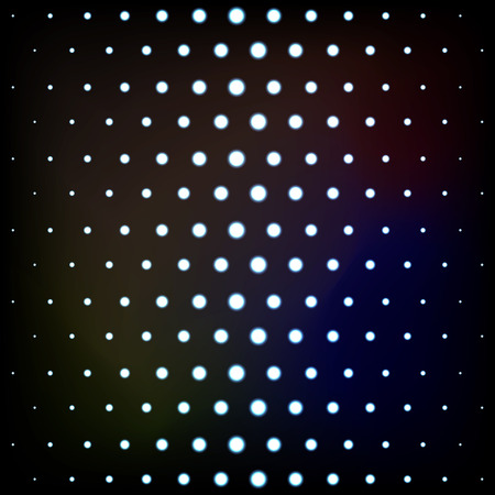 disco background: Vector Vintage fashion vector background with space for your text. Abstract geometric Disco  background with linear mosaic in bright colors. 5