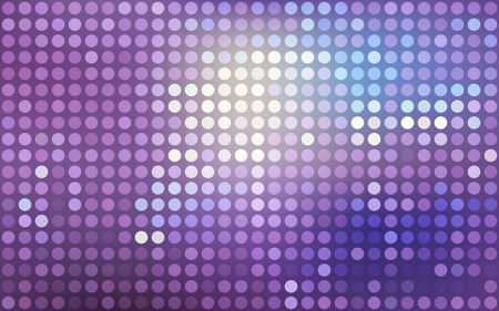 brilliancy: Vector illustration of soft colored circles abstract background 1 Illustration