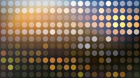 brilliancy: Vector illustration of soft colored circles abstract background 9