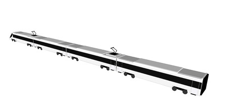 subway train: Vector  subway train isolated, subway train flat, subway train 3d, subway train transport, subway