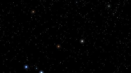 stardom: Vector image Abstract Stars constellation night Background