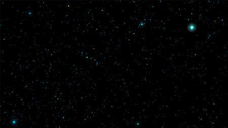 astral: Night sky. Stars in night sky. Background illustration vector format