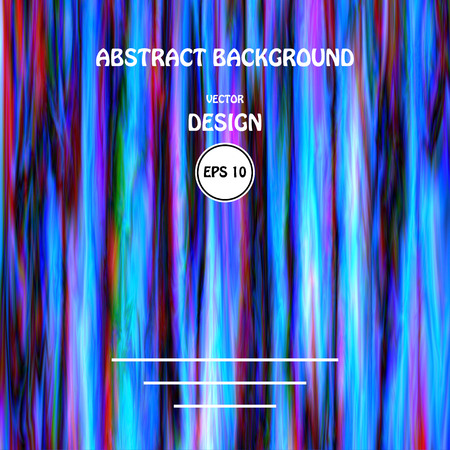 decay: Vector image color glitch abstract background. Chaos aesthetics of signal error. Digital decay.
