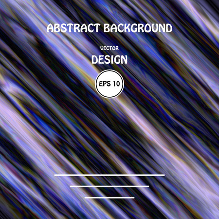 lag: Vector image color glitch abstract background. Chaos aesthetics of signal error. Digital decay.