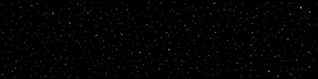 star sky: Vector image abstract stars background. infinity of the universe Illustration