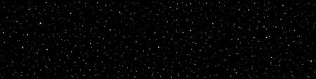 image vectorielle étoiles abstrait. infini de l'univers Vecteurs