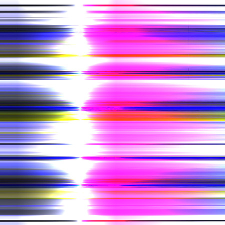 distortion: Vector image glitch Colorful abstract background for your designs. Chaos aesthetics of signal error. Digital decay.