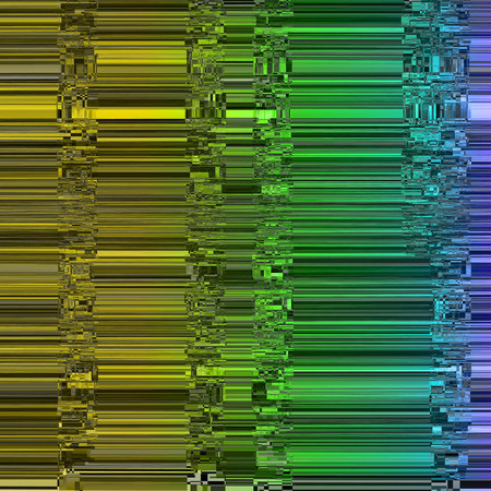 aesthetics: Vector image glitch Colorful abstract background for your designs. Chaos aesthetics of signal error. Digital decay.