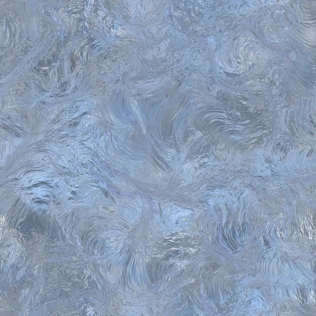 Texture of Ice seamless 3d render