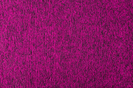 pink and black melange knitted texture and flat background