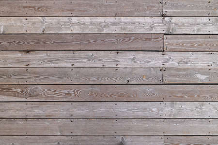 gray wooden planks board full frame background and texture