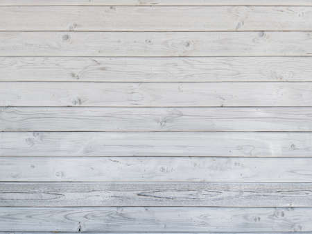 white painted wooden planks board full frame background and texture
