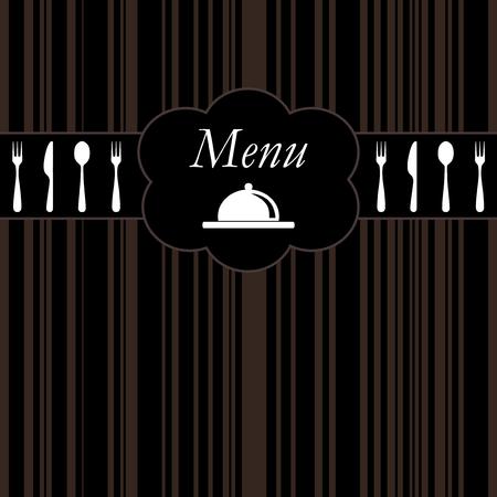 restaurant menu background Zdjęcie Seryjne - 8102766