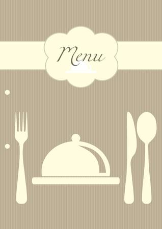 vector. restaurant menu background Stock Vector - 8454186