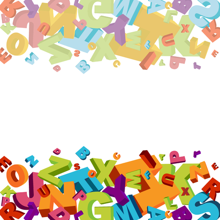 abstract vector numbers background
