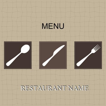 レトロなレストランのデザイン