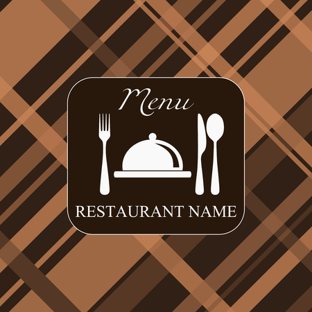 vector. restaurant menu background Vector