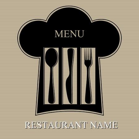 Vector. Restaurant menu design. Imagens - 9237586