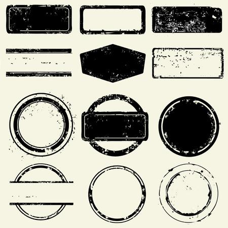 우표 프레임 컬렉션