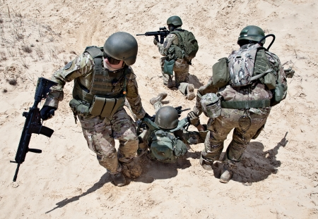 american soldier: No one gets left behind
