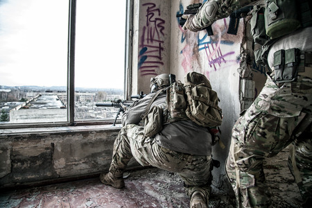 軍事作戦中にアメリカ合衆国陸軍レンジャーズ