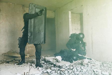 スペックオプス警察 SWAT アクション