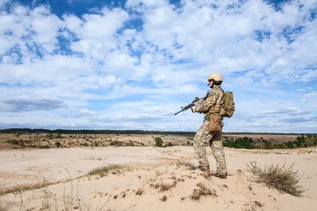 グリーン ベレー米国陸軍特殊部隊グループの兵士