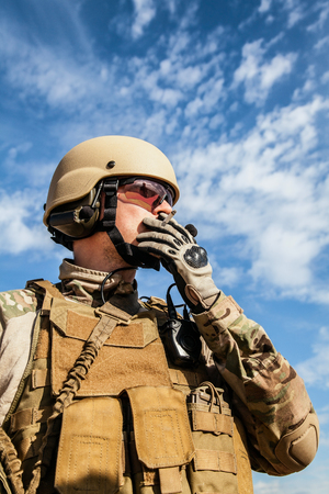 recon: Green Berets US Army Special Forces Group soldier smoking