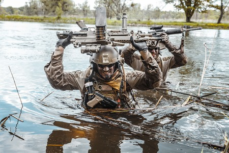 sof: Green Berets US Army Special Forces Group soldiers in action