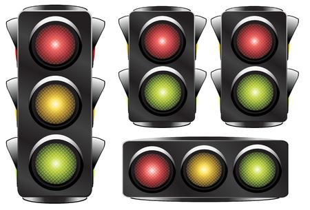 traffic control: sem�foro